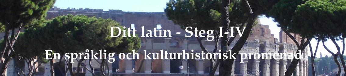 Ditt latin
